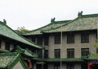 Renowned Peking Union Medical College Hospital