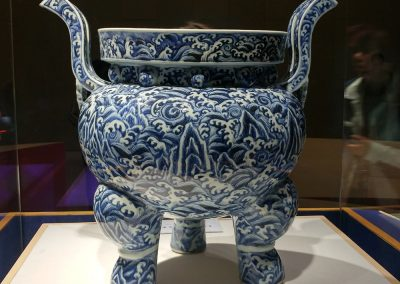 Ming Dynasty artifact at Nanjing Museum